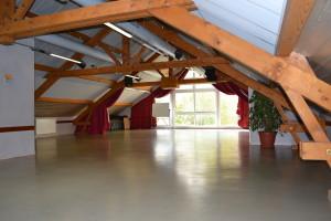 Salle d'activités du Gîte – 200 m²