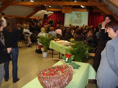 Salle d'activites du Gîte 60 places - 200 m²