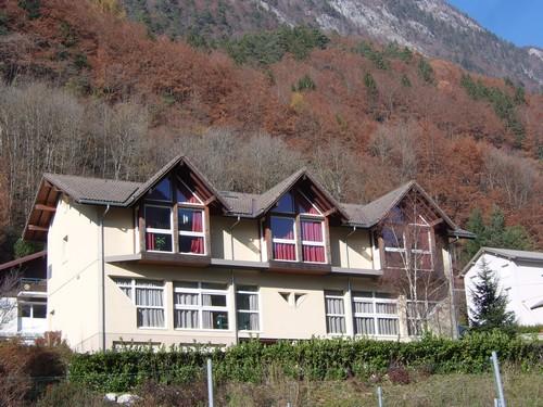 Vue de nos 3 appartements - Thônes en Haute Savoie