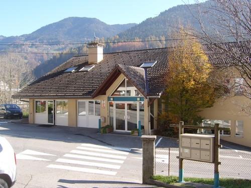 Vue du parking - Appartements - Thônes en Haute Savoie