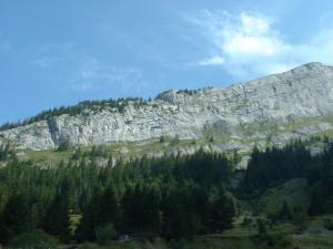 Paysage - La Clusaz - Haute Savoie