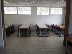Sous partie (32 places) - Salle de restauration